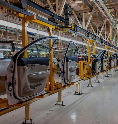 汽车零部件行业向着全球化发展是未来的大趋势